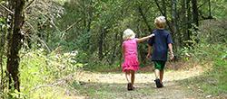 Kindvriendelijke wandelingen